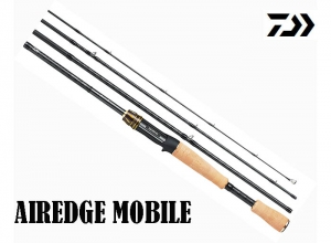2019 DAIWA AIREDGE MOBILE 6104MB (Free Shipping)