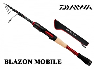 DAIWA BLAZON MOBILE 646TLS SPINNING (Shipping 2000JPY)