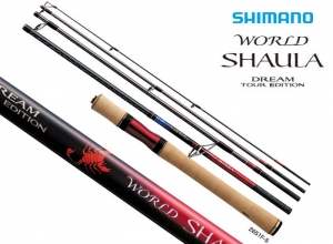 SHIMANO WORLD SHAULA DREAM TOUR EDITION 2702R-5 Undecided