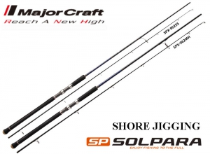 MAJOR CRAFT SOLPARA SPX-1002H / SHORE JIGGING