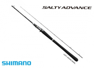 019 SALTY ADVANCE LIGHT JIGGING B63ML (Shipping 2000JPY)