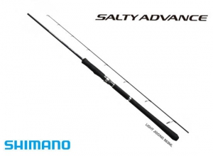 019 SALTY ADVANCE LIGHT JIGGING S63ML (Shipping 2000JPY)