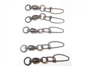 BBC Cross Lock Swivel 100lb