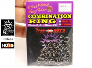 Boggy and HOT Combination Ring No.4 Economy Pack
