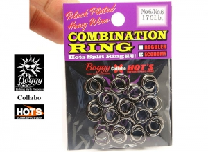 Boggy and HOT Combination Ring No.6 Economy Pack