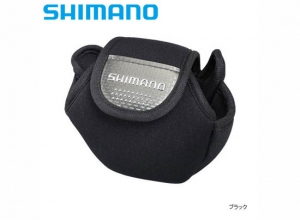 SHIMANO Reel Guard PC-030L/S Black