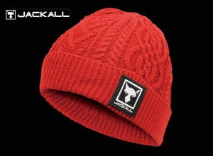 Christmas Sale JACKALL KNIT CAP RED