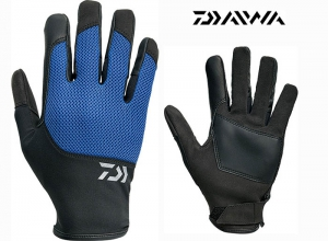Garage Sale DAIWA DG-72009 Offshore Power Glove Size-XL Blue