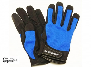 Carpenter Fishing Glove II Natural 3D Structure Type XL-Blue
