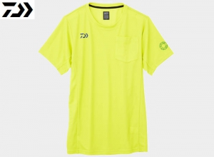 Xmas Sale DAIWA DE-8607 BE EARTH FRIENDLY T-SHIRT Sulphur-Springs-