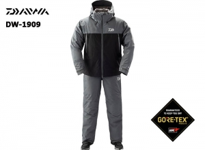 DAIWA DW-1909 Gore-Tex Product Winter Suit BLACK-2XL(October Debut)