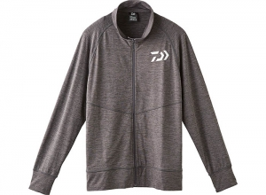 DAIWA DE-92009 Full Zip Type Stretch Parka Gray 2XL