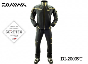 DAIWA DI-20009T Windstopper Soft shell suit XL