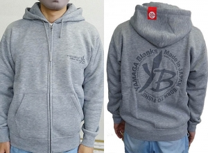 YAMAGA Blanks Dry Zip Parka Gray XL