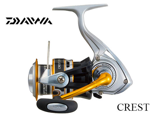 DAIWA 2016 CREST 2506H-Double Handle (FREE SHIPPING/EP)