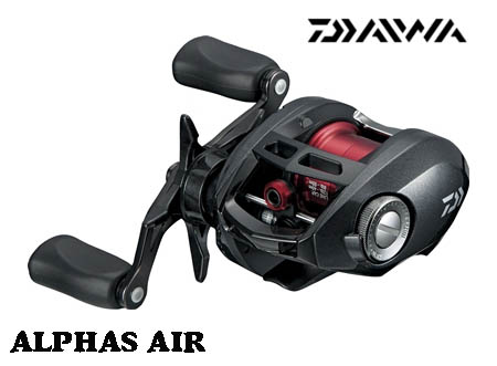 DAIWA 2016 ALPHAS AIR 5.8R (FREE SHIPPING)