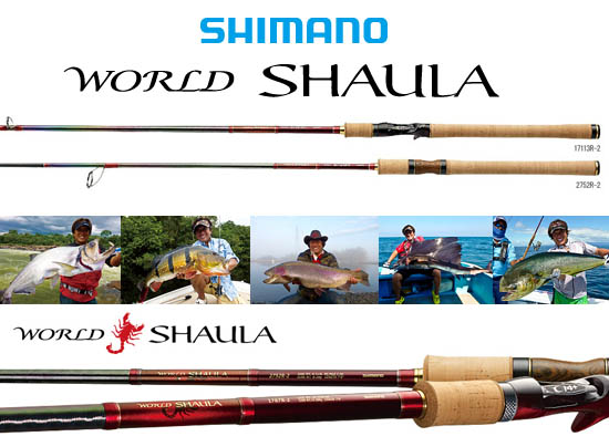 WORLD SHAULA 15101F-2(Bait)