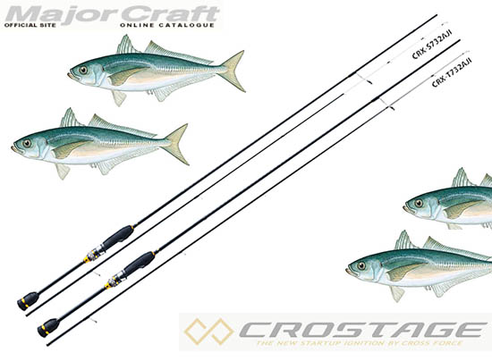 THE3RD CROSTAGE AJING CRX-S562AJI (SOLID TIP Model)