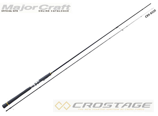 THE 3RD CROSTAGE EGING CRX-832E