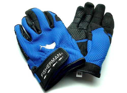FISHERMAN 3D Power Glove Super Cool / Blue-3L