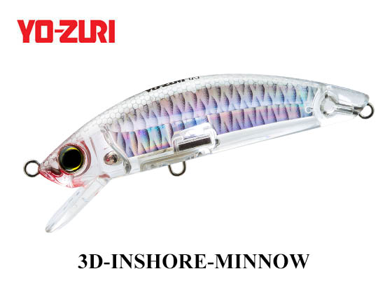 3D INSHORE MINNOW 110mm HGSH