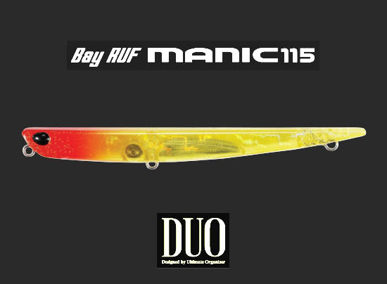 DUO Bay RUF MANIC 135/Red Head Beer