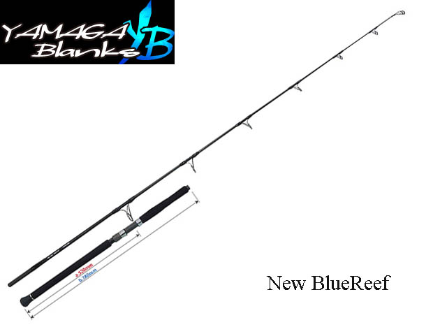 YAMAGA BLANKS 2016 BlueReef 711/10 Dual