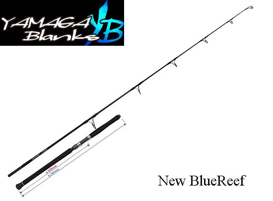 YAMAGA BLANKS 2016 BlueReef 711/8 StickBait