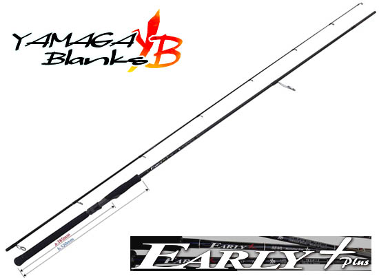 YAMAGA BLANKS EARLY Plus 96M Surf (Free shipping) (In stock)