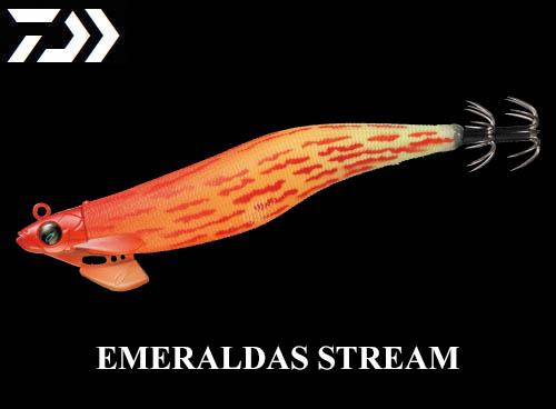 DAIWA EMERALDAS STREAM 3.0 Keimura-Orange-Cucumbe