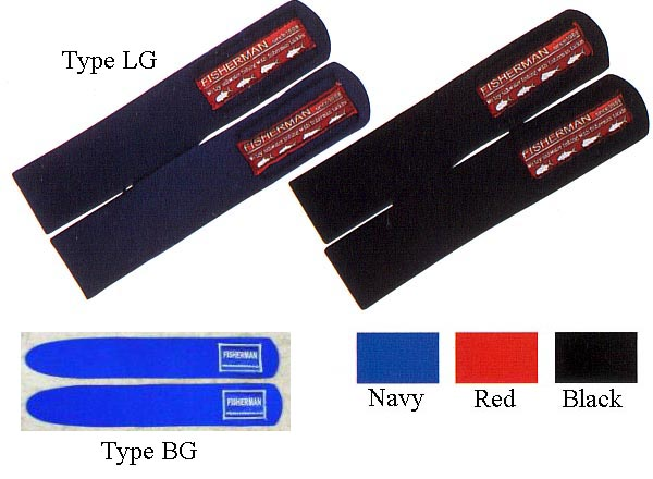 FISHERMAN Rod Belt / LIGHT GAME / Any Color