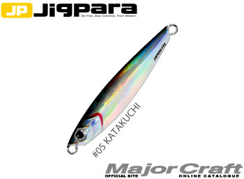 MajorCraft JIGPARA Semi Long 40g-05