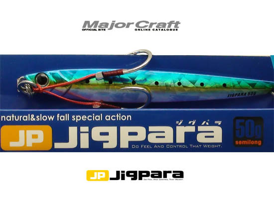 MajorCraft JIGPARA Semi Long 60g-28