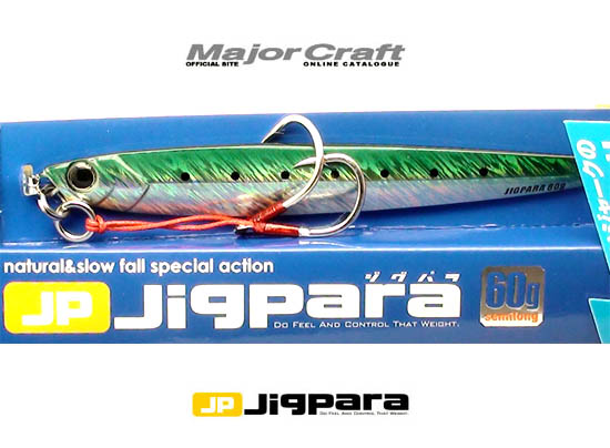 MajorCraft JIGPARA Semi Long 50g-31