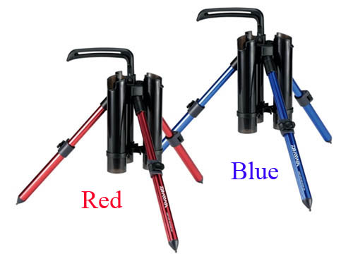 DAIWA LIGHT LUREROD STAND 300 Blue
