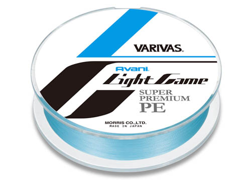 Avani Light Game Super Premium PE 5.5lb-100m