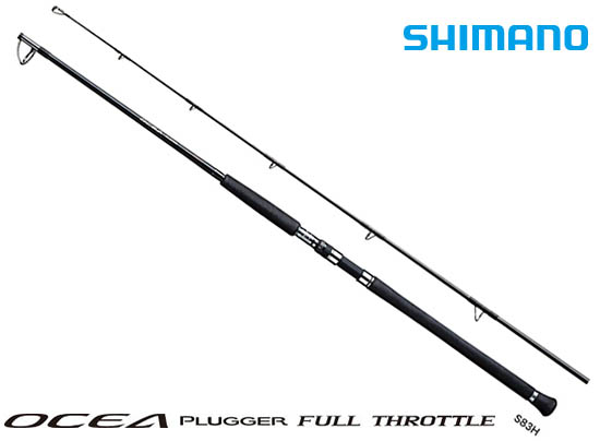PLAT/ocea plugger full throttle s88h-Fishing Tackle Store-en