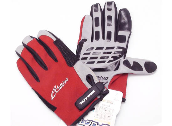 OWNER Cultiva Game Glove / LL Red