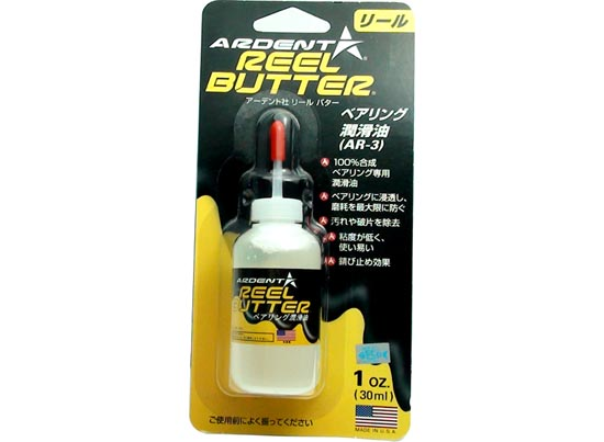 OWNER/ARDENT Reel Butter Bearing Lube AR-3