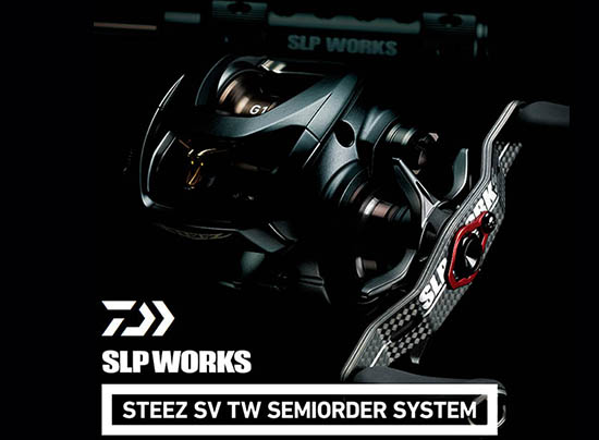 1 STEEZ SV TW SEMIORDER SYSTEM Left (FREE SHIPPING)