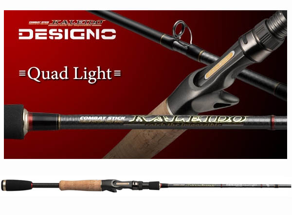 DESIGNO TKDC-66ML-Spiral Quad Light