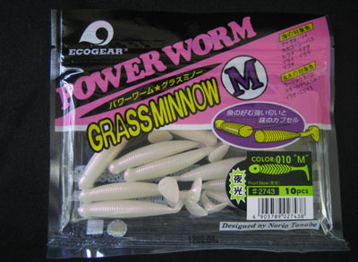 GRASS MINNOW M color 010